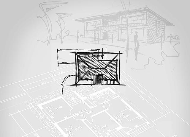 Uf architekt sg for Architektur axonometrie